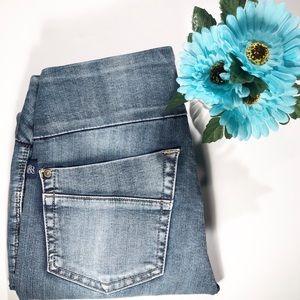 Rock & Republic Women's Fever Crop Jeans
